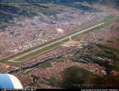 Infraestructura Peruana Aeropuerto De Cusco