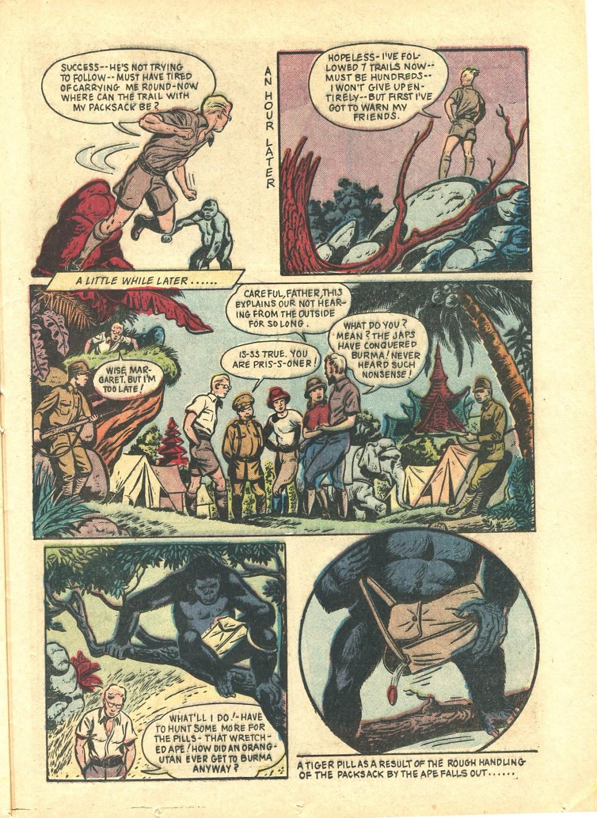 Read online Super-Magician Comics comic -  Issue #21 - 43