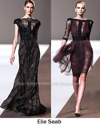 Elie Saab вечерни рокли