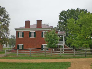 appamattox court building