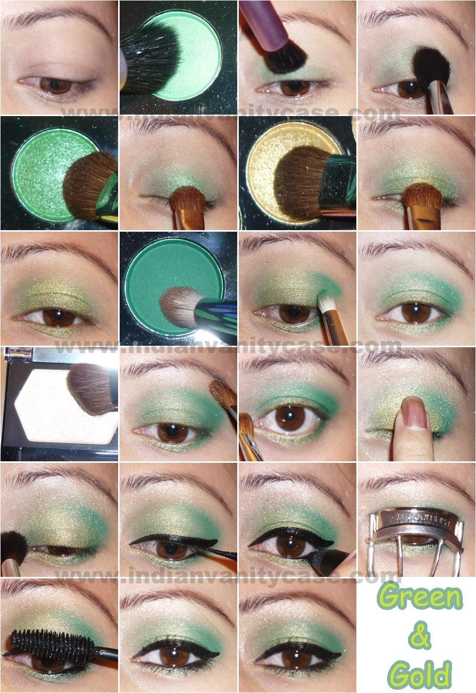 Indian Vanity Case: Diwali Eye Makeup Tutorials For Everyone
