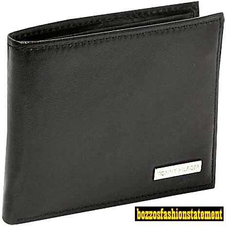 35a53922688 bozzo's fashion statement: Tommy Hilfiger Wallets Stockton Lambskin ...