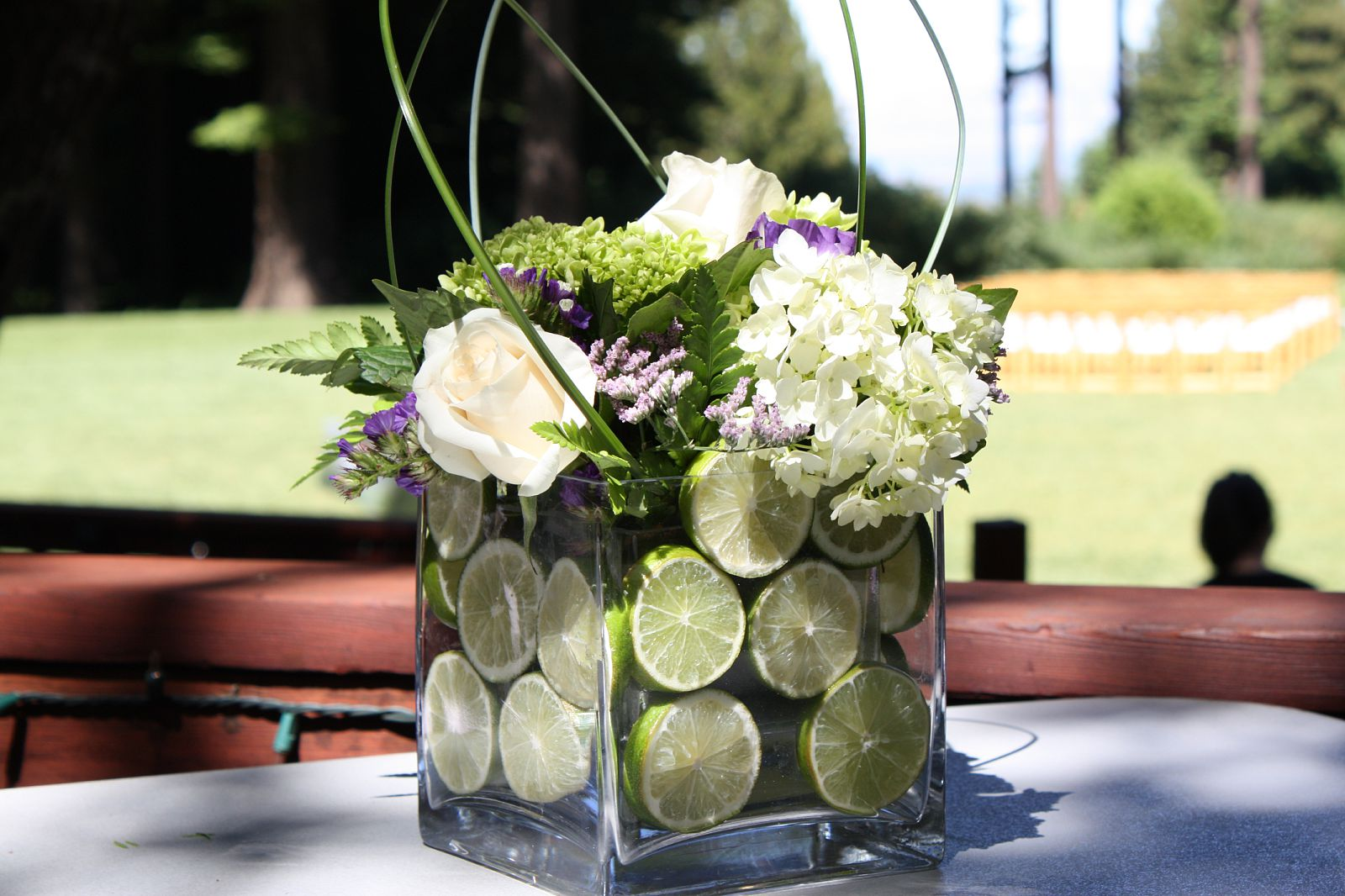 Handcrafted Hitching Post: Just Days Before 'I Do': DIY ...