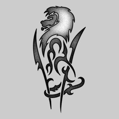 Otok TattOO DesiGn: predator tattoo