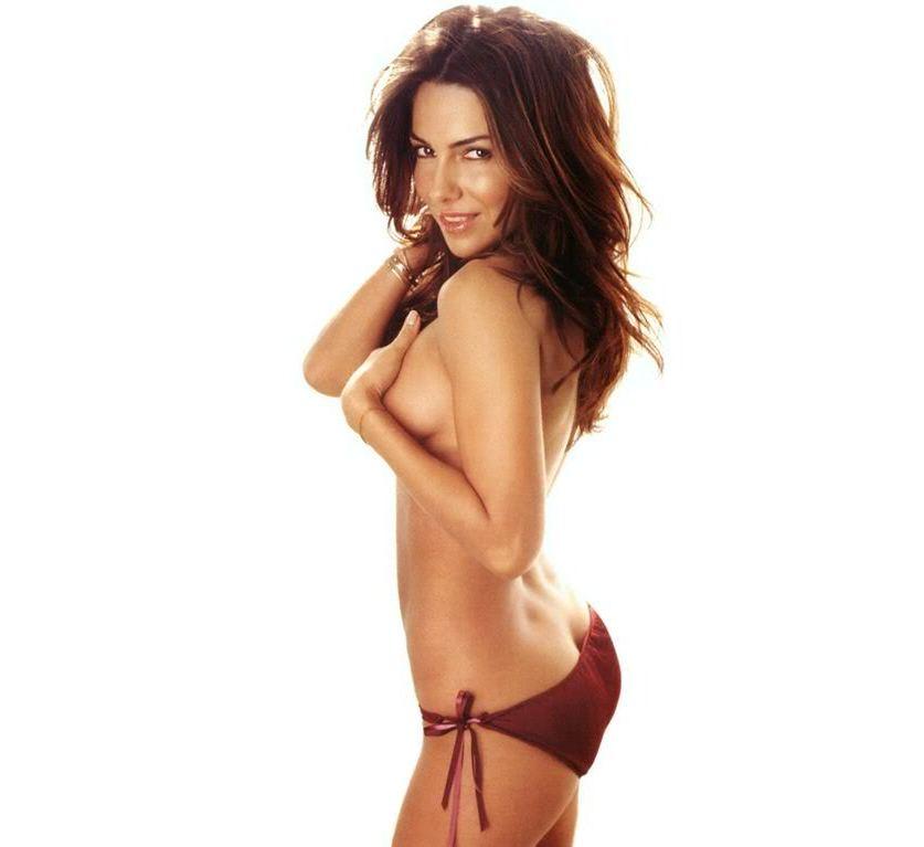 Fotos De Vanessa Marcil Desnuda Para Maxim En 2010 La Famosas Mas