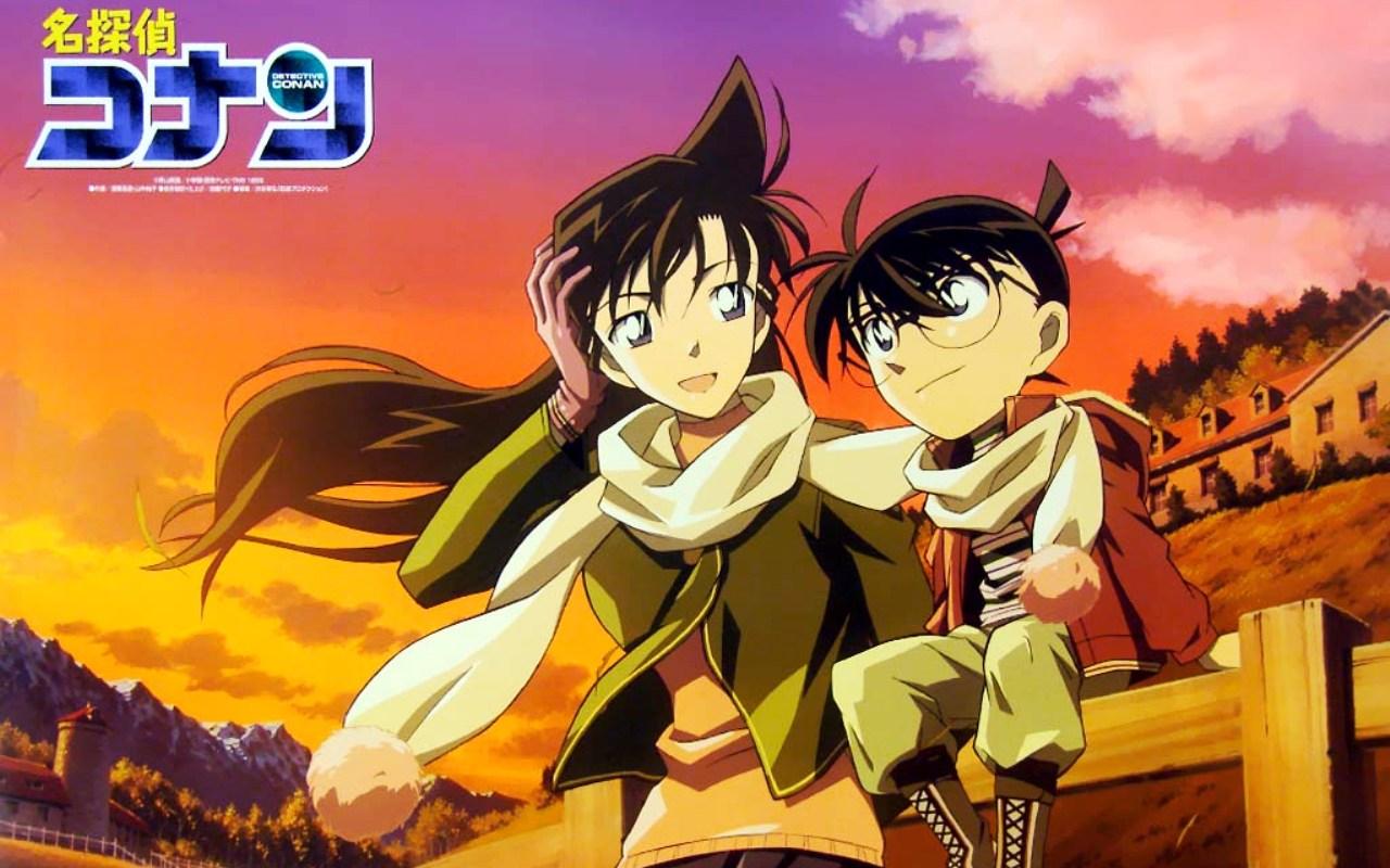 best Anime: Detective Conan
