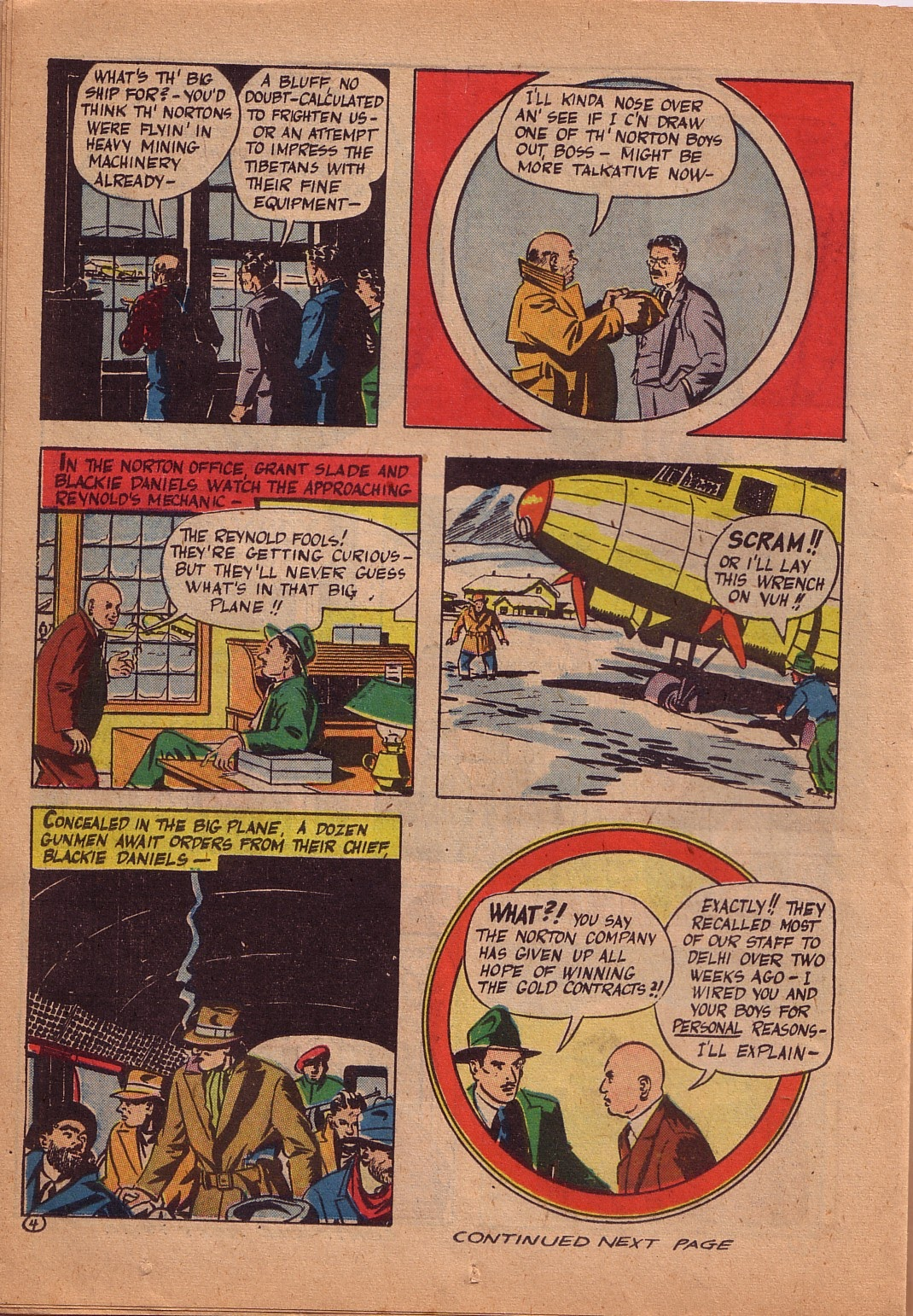 Read online Famous Funnies comic -  Issue #107 - 33