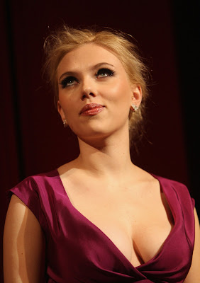 Scarlett Johnsson high resolution picture