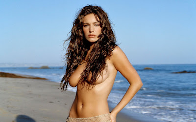 Kelly Brook high resolution wallpapers