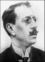 portrait de Olavo Bilac