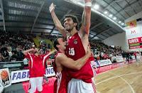 Benfica campeão 2009 em basquetebol