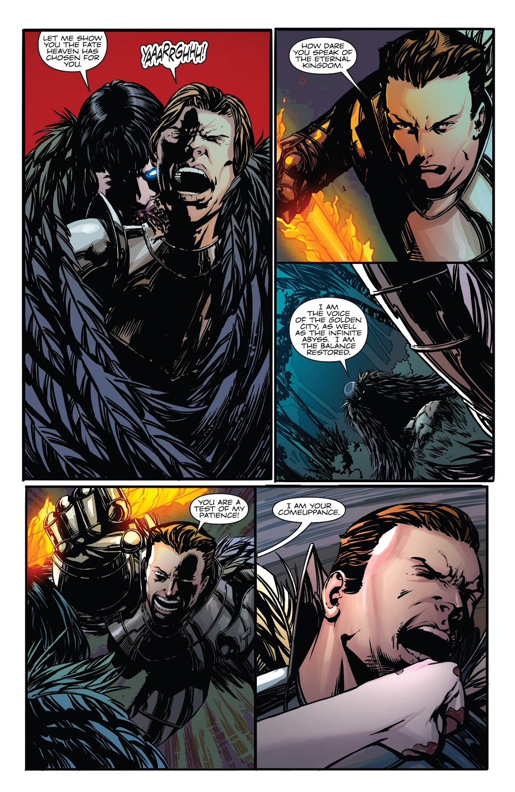 Read online Vampirella Strikes comic -  Issue #6 - 26