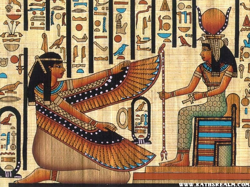 isis ancient egypt wallpaper - photo #28