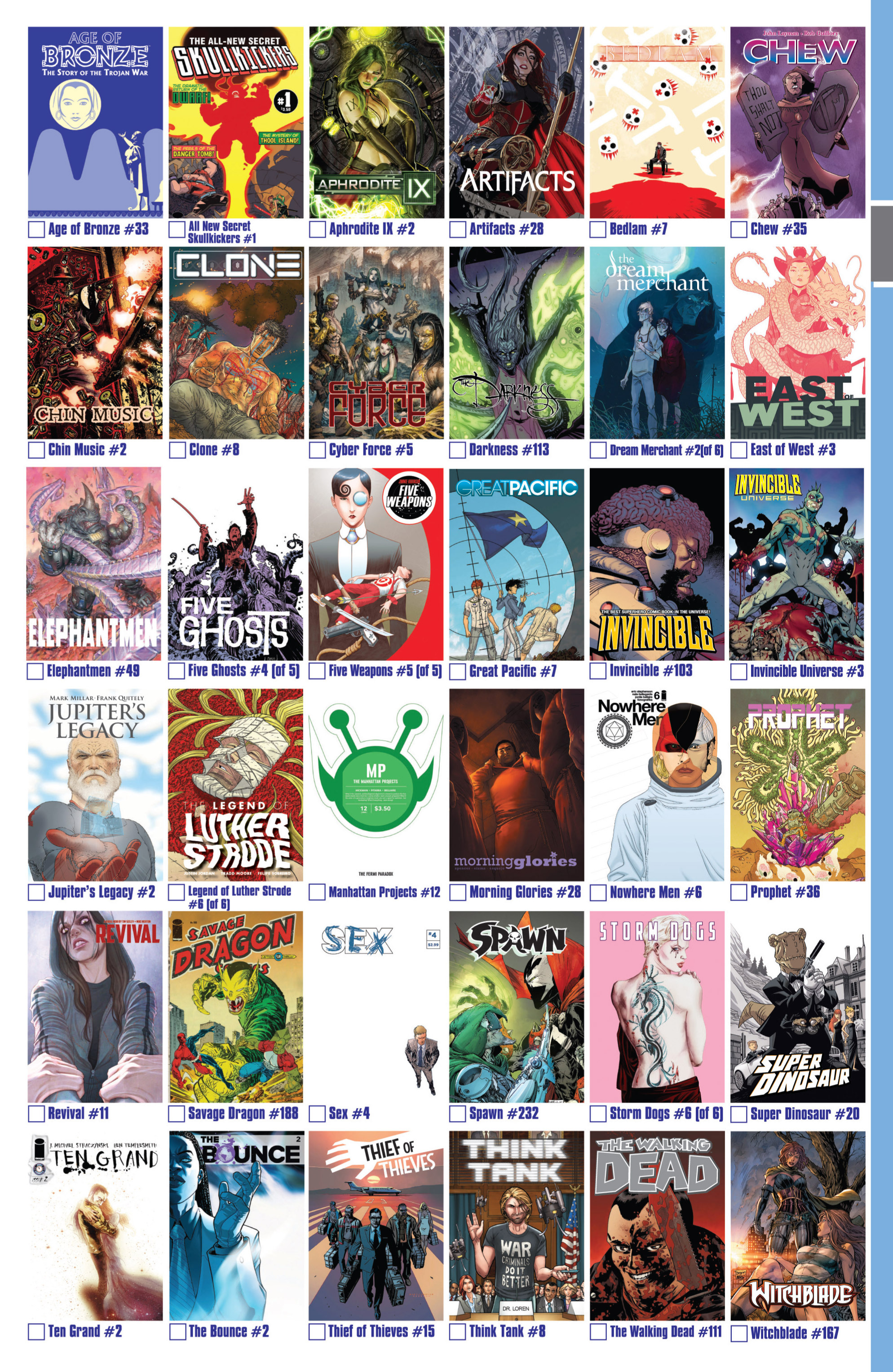 Read online Great Pacific comic -  Issue #7 - 25