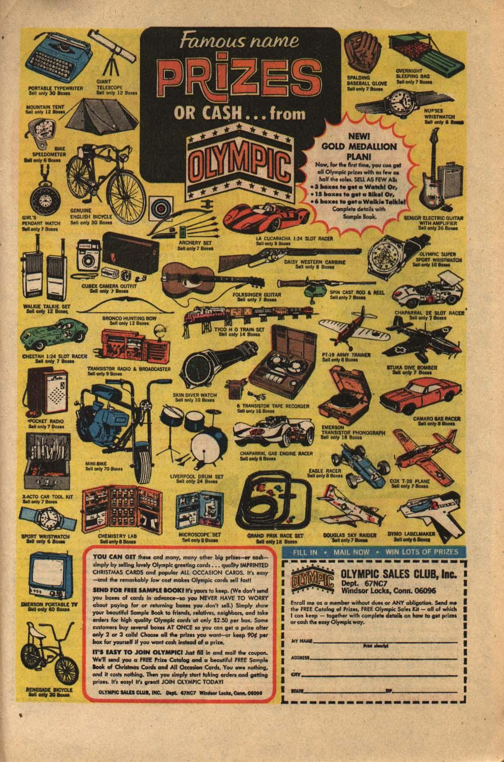 Read online Adventure Comics (1938) comic -  Issue #360 - 33