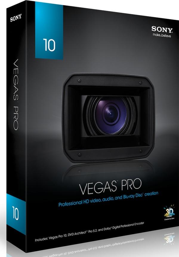 Sony Vegas Pro 10 Portable