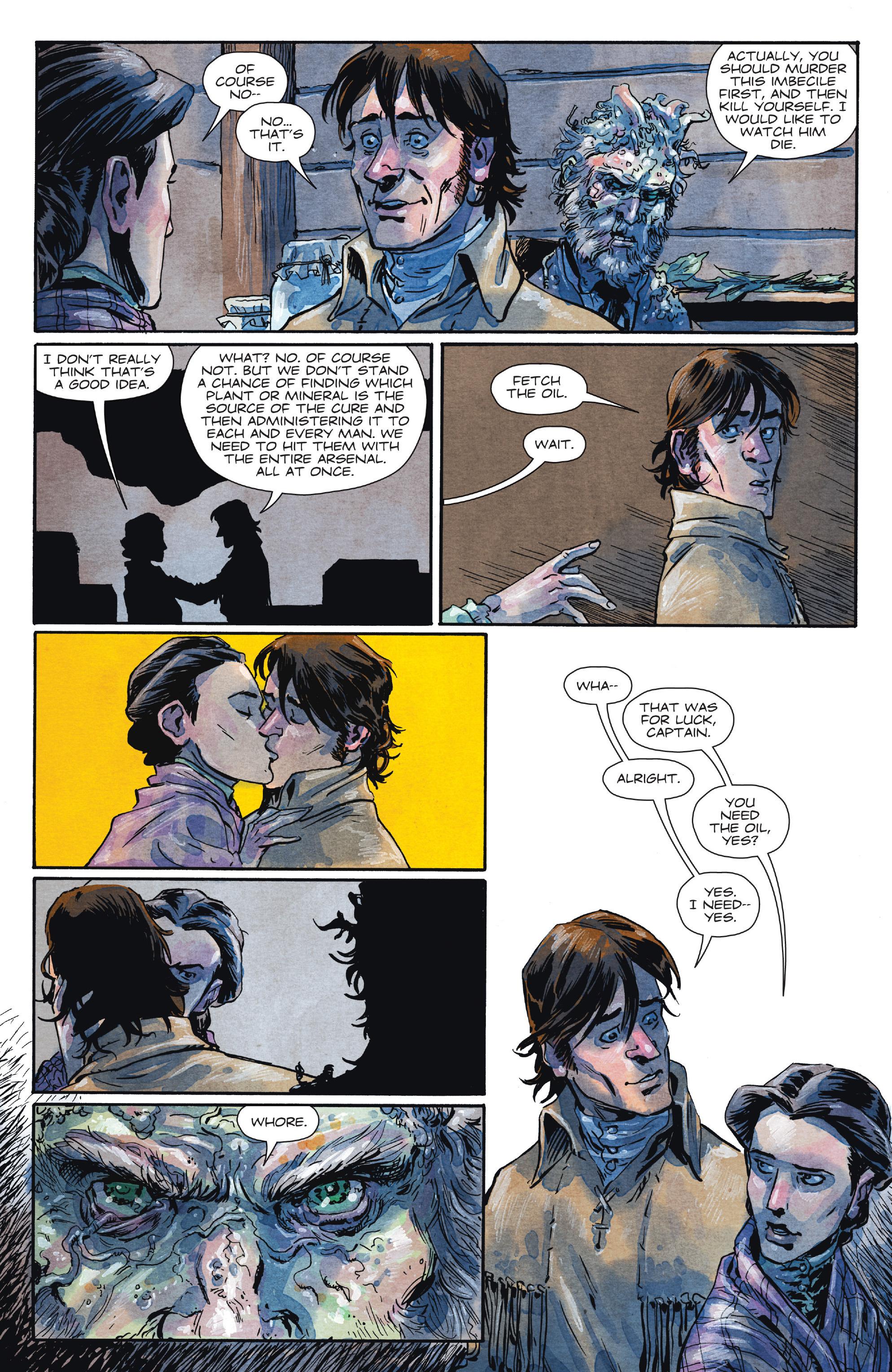 Read online Manifest Destiny comic -  Issue #28 - 15
