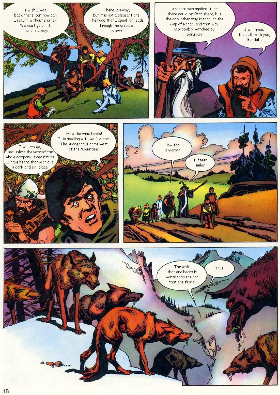 El Señor de los Anillos issue 2 - Page 15