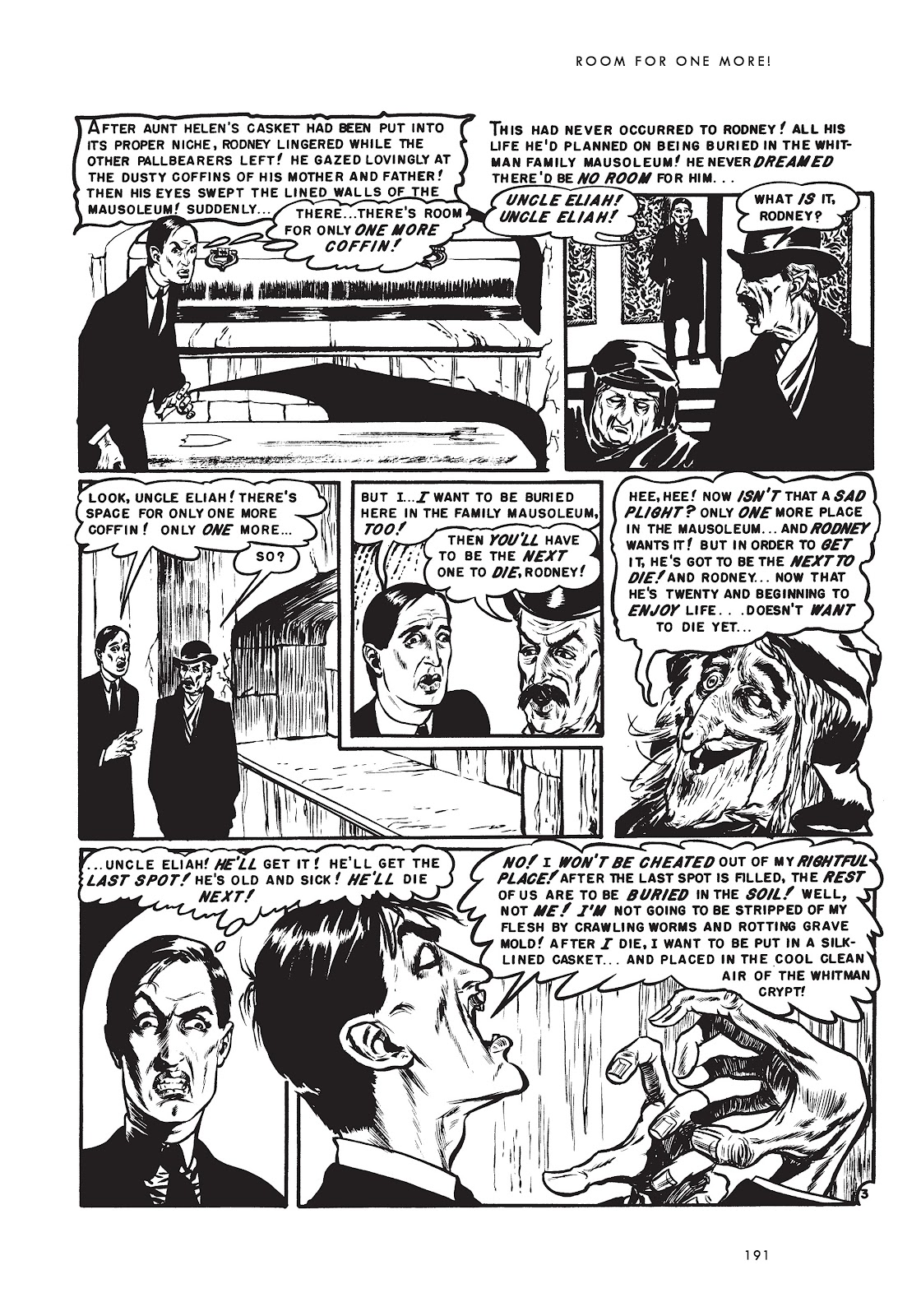 Read online Doctor of Horror and Other Stories comic -  Issue # TPB (Part 2) - 107