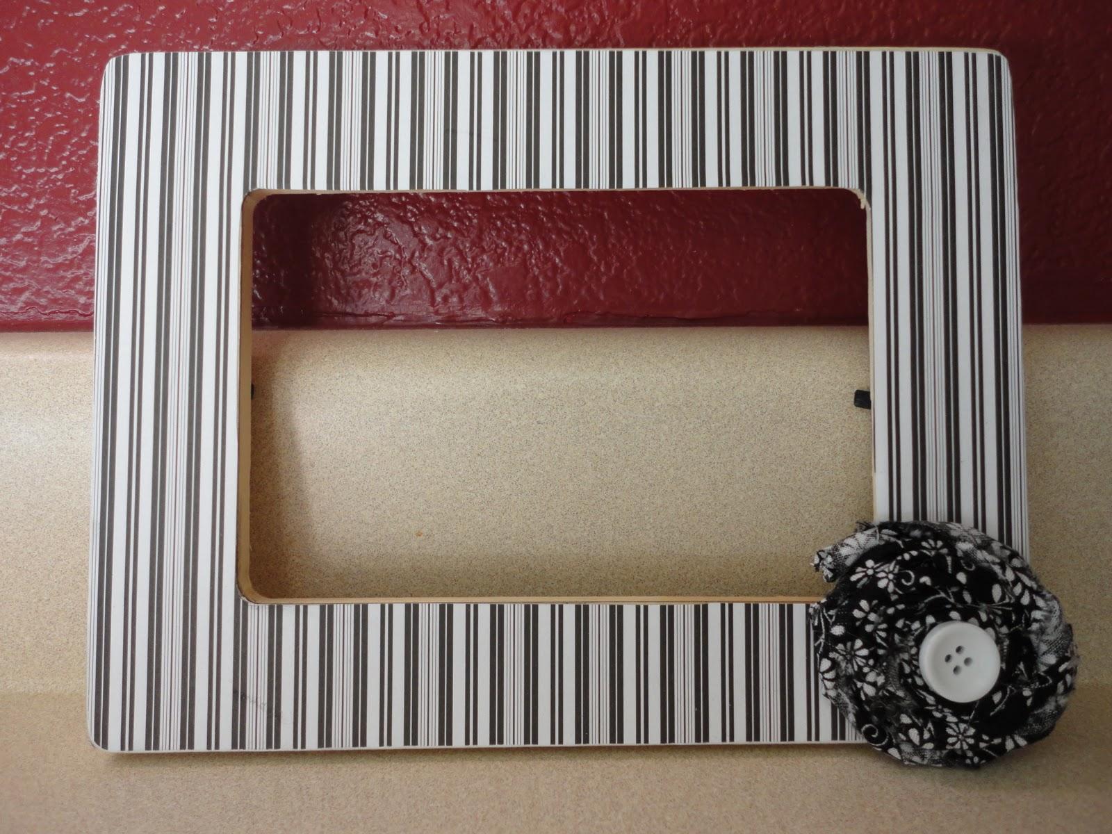 Embellished Frames | Occasionally Crafty: Embellished Frames