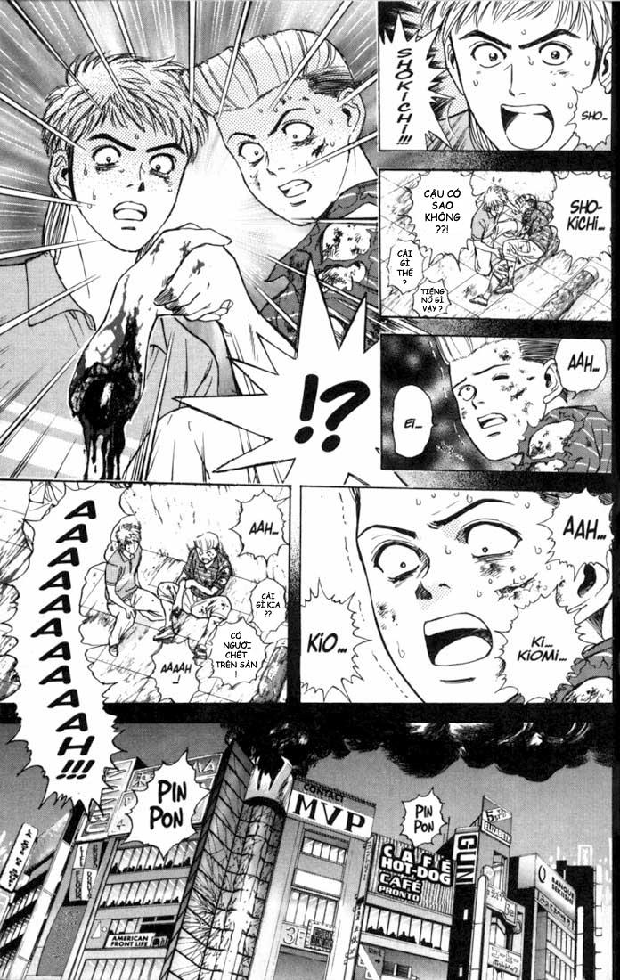 Psychometrer Eiji chapter 17 trang 8