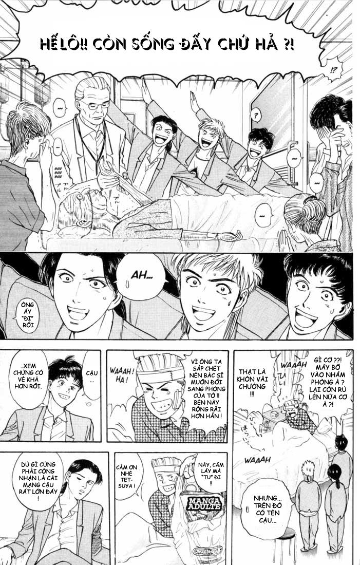 Psychometrer Eiji chapter 17 trang 10
