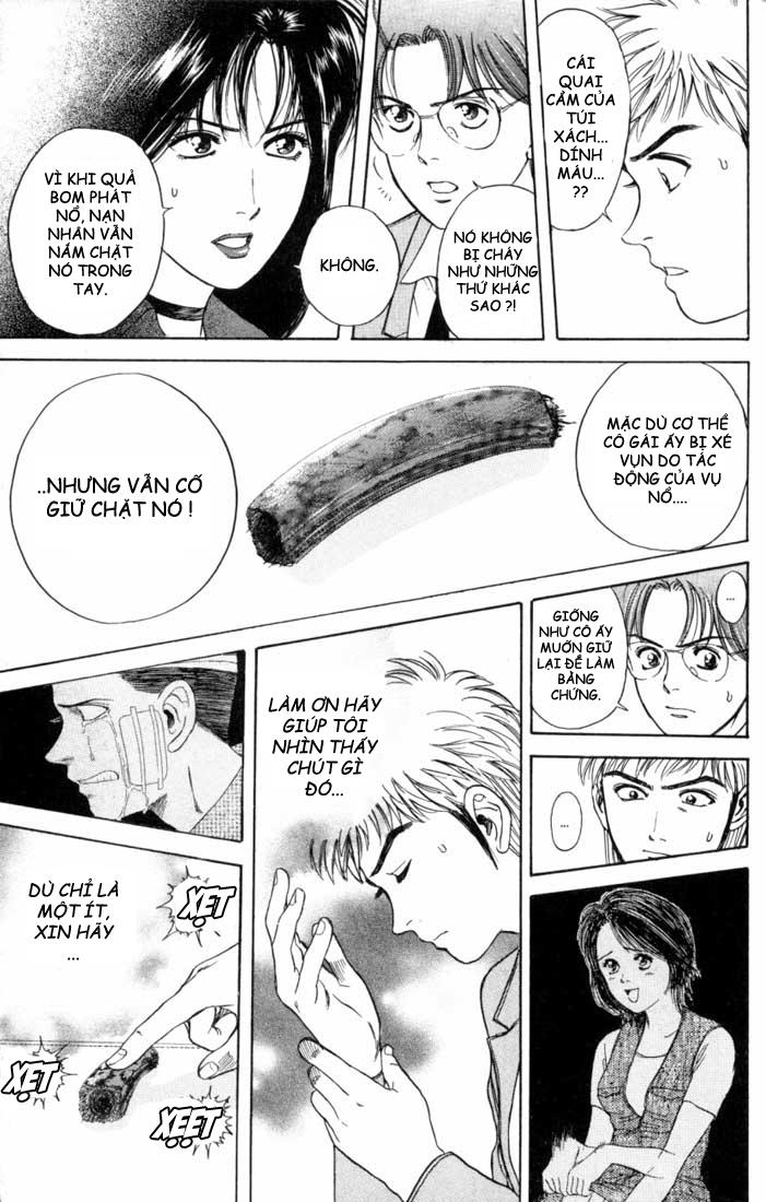 Psychometrer Eiji chapter 17 trang 18