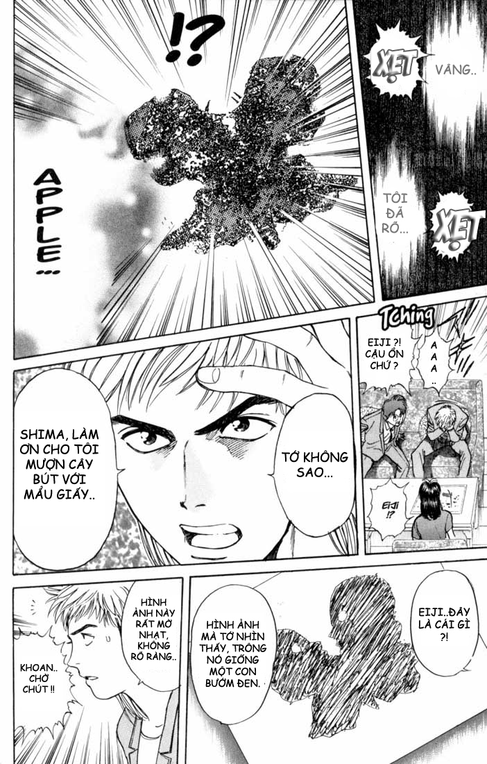 Psychometrer Eiji chapter 17 trang 19