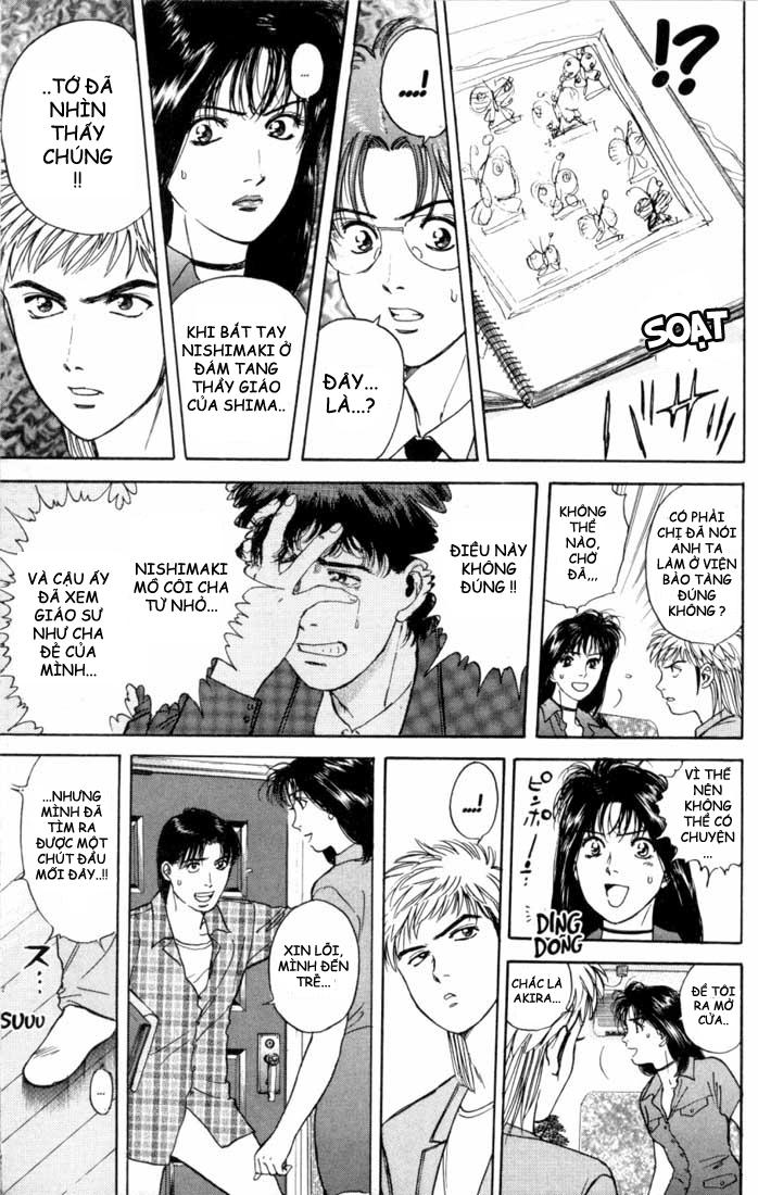 Psychometrer Eiji chapter 17 trang 20