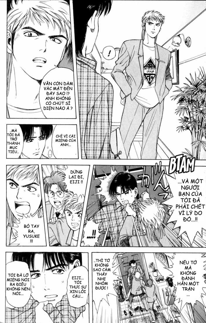 Psychometrer Eiji chapter 17 trang 21
