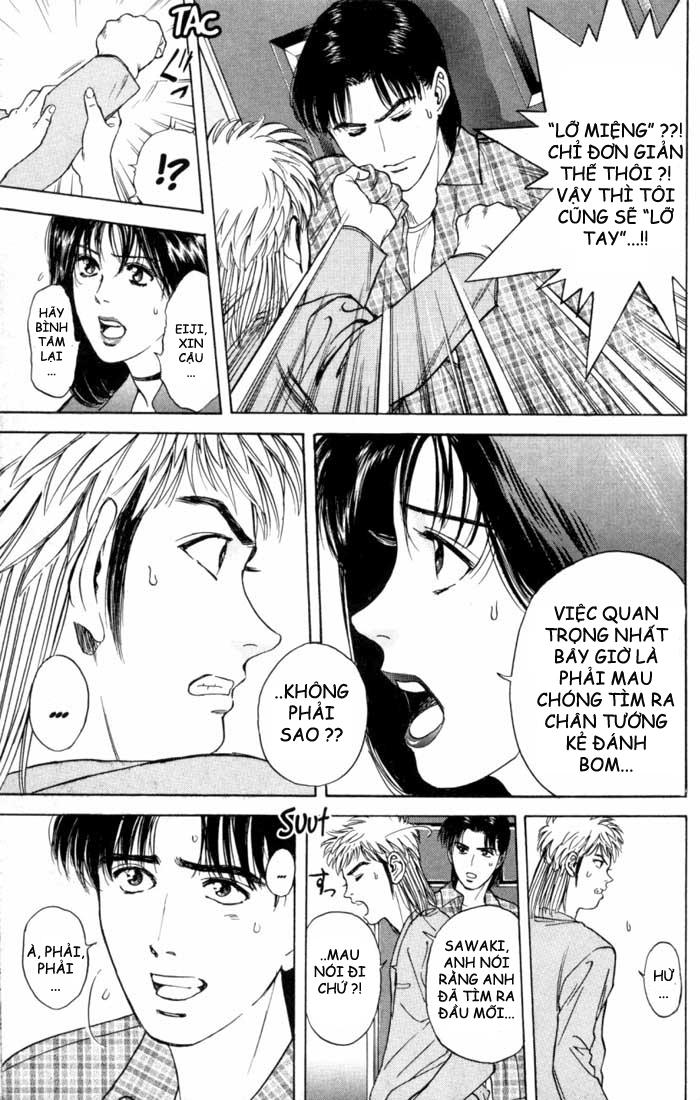 Psychometrer Eiji chapter 17 trang 22