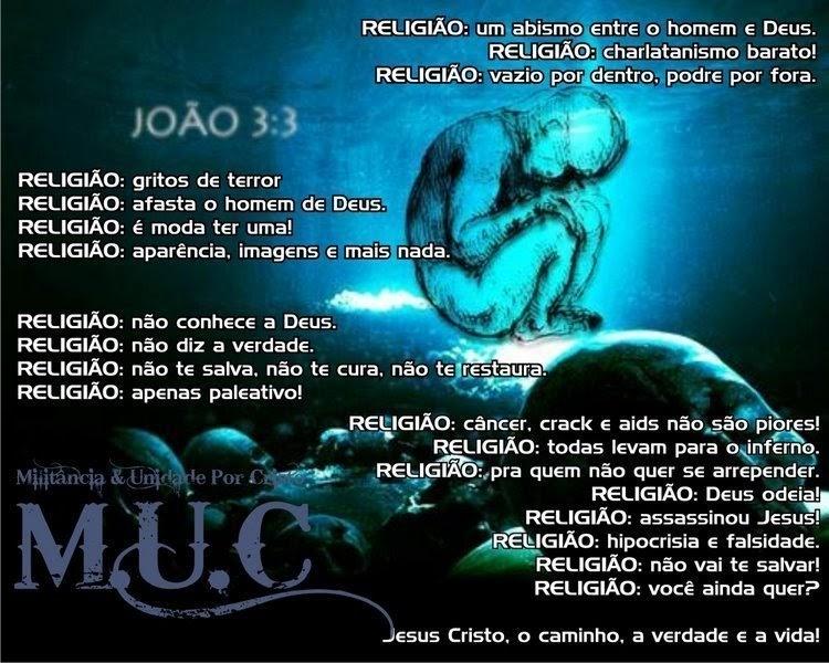 O Que Será Que Deus Está Fazendo Agora: Isadora Dieb: Religião Não Salva Ninguém