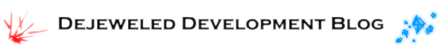 Dejeweled Development Blog