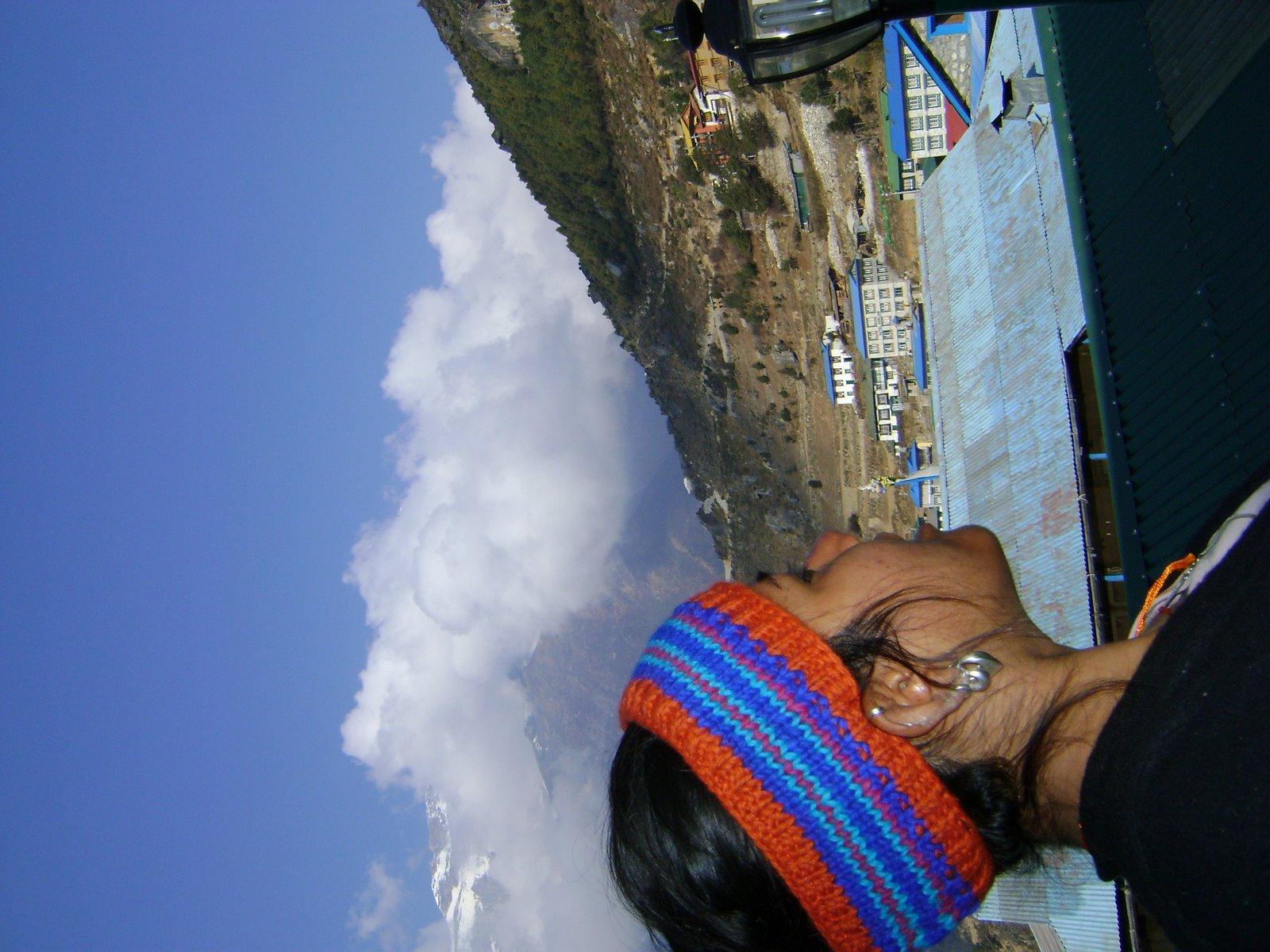 Krushnaa Patil - Mount Everest