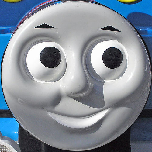 Blog a bing blog a boom there 39 s something about thomas for Thomas the tank engine face template