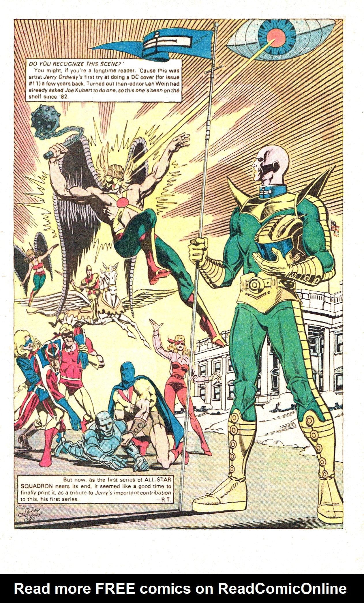 Read online All-Star Squadron comic -  Issue #65 - 32