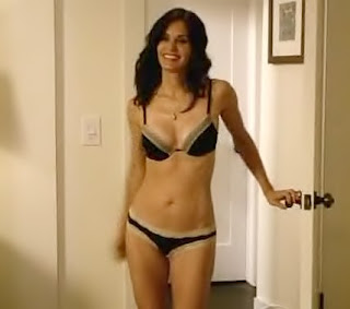 Courtney Is Out Of This World Mega Hot In Her Bra And Panties This Is A Still From Her Soon To Debut Abc Show Cougartown She Is 45 Yall