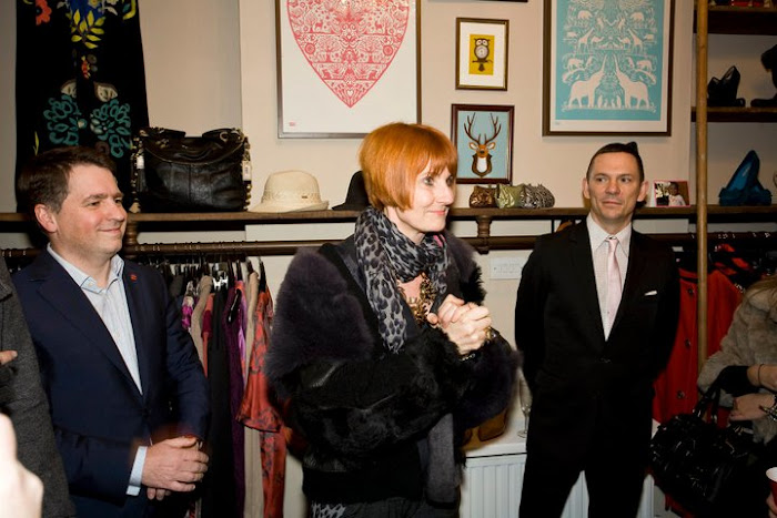 Mary Portas queen of shops