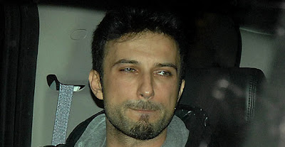 Tarkan after his release on Monday, 1 March, 2010