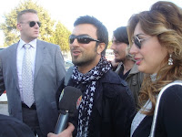 Tarkan with Bilge