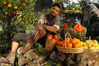 Tarkan's million dollar Russian ad campaign for fresh Turkish citrus fruits