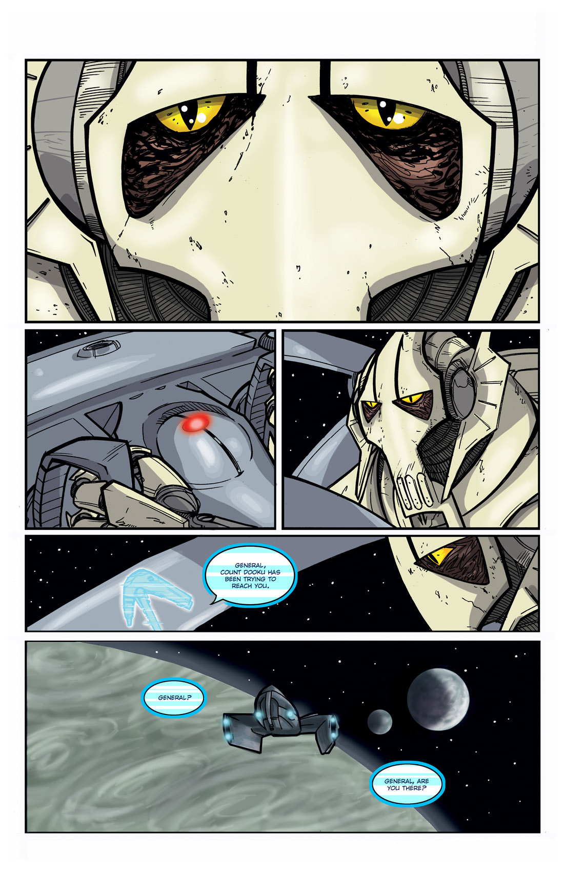 Read online Star Wars: Tales From The Clone Wars comic -  Issue # TPB - 73