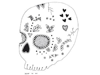 mettomot: alexa chung: drawing