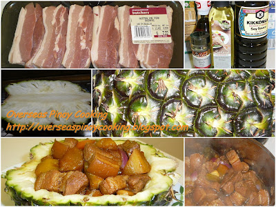 Pork Adobo with Pineapple - Gallery