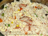 Fried Rice, Yang Chow