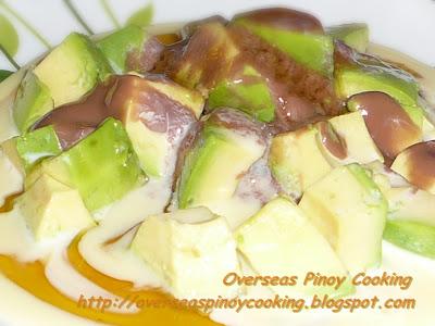 Avocado at Condensada, Avocado with Condensed Milk