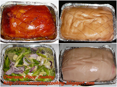 Lechon sa Oven - Cooking Procedure