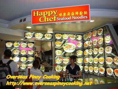 Happy Chef Seafood Noodles