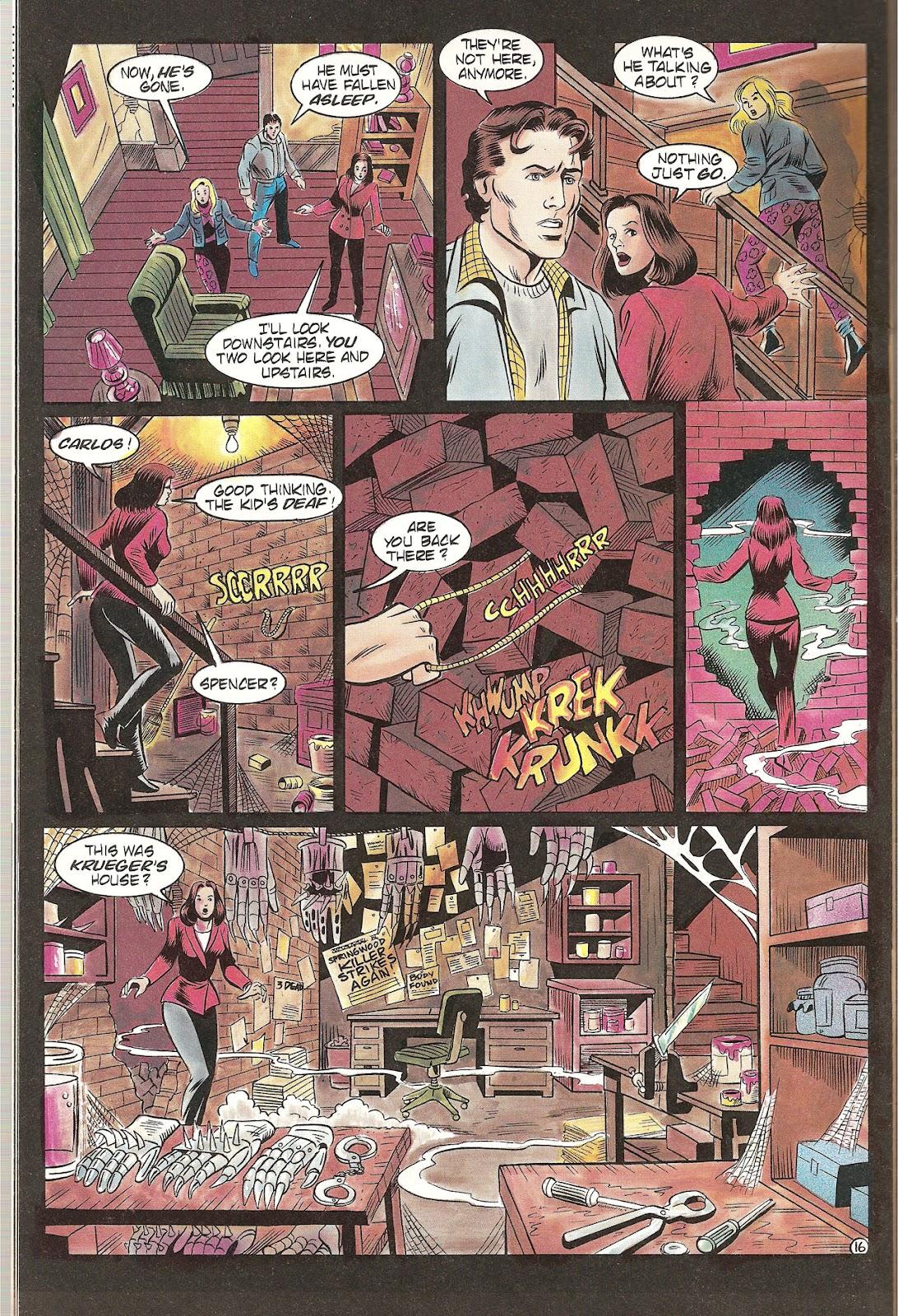 Read online Freddy's Dead: The Final Nightmare comic -  Issue #2 - 18