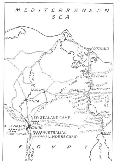 D.R. McLean's ANZAC Letters: Zeitoun, 26/5/15
